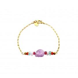 Bracelet VANITE AMETHYSTE