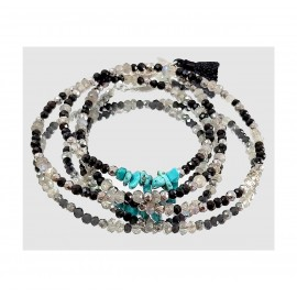 COLLIER NIL TURQUOISES